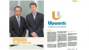 Reportagem da Upwards na Revista Quality Magazine