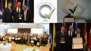 A Upwards conquista o prêmio Empresa Brasileira 2015 Selo da Qualidade
