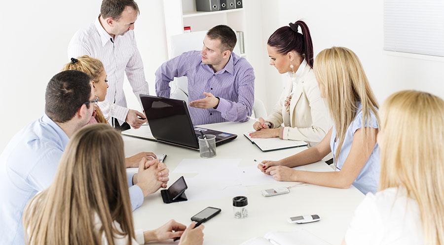 Como é conduzido o processo decisório na sua empresa