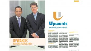 Reportagem da Upwards na Revista Quality Magazine