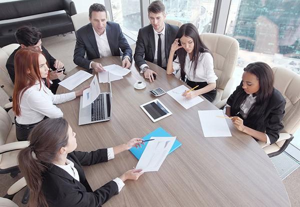 Revisão de processo em negócios