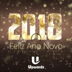 Feliz Ano Novo Que seus objetivos se realizem em 2018