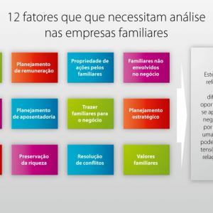 Como sua empresa conduz a sucessão familiar e a profissionalização da gestão