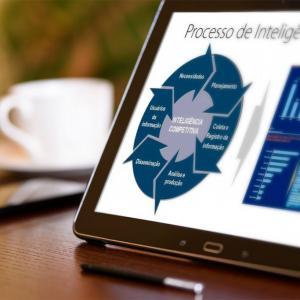Como sua empresa gerencia o processo de Inteligência Competitiva