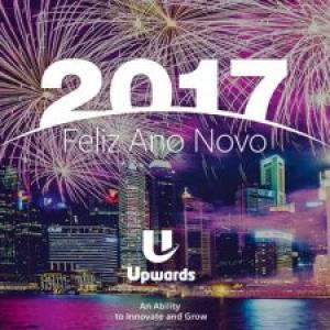 Desejamos um Feliz Ano Novo
